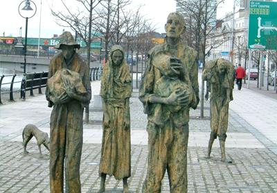 famine-memorial-dublin